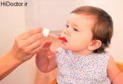 چگونه استامینوفن را به کودکم بدهم