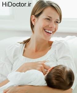 اهمیت شیردهی در پیشگیری از حاملگی