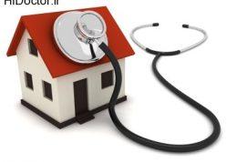 تخمین سلامت بدن در خانه