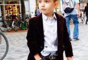 شیک پوش کردن فرزند