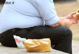 این 5 عادت روزانه شما را چاق می کند