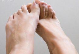 آموزش درمان خانگی عرق سوزی پا