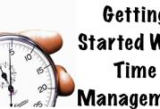 رمز در دست گرفتن مدیریت زمان
