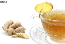 در ۵ هفته با چای زنجبیل لاغر شوید