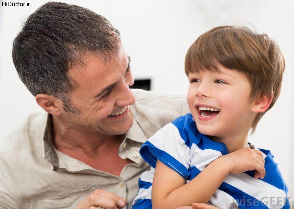 محبت راز موفقیت اطفال
