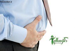 آیا همیشه شکمی باد کرده دارید؟