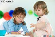 سرگرم کردن کودکان هیجده ماهه