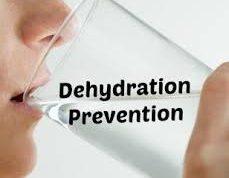 رفع موارد کم آبی در بدن