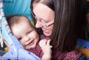 جهش ژنتیکی نادر در این کودک