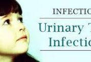 علایم عفونتی مجاری ادراری و مثانه در اطفال