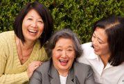 رموز مردم ژاپن برای پیری و کاهش وزن