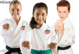 نوجوانان  رزمی کار چگونه ورزش های قدرتی انجام دهند