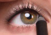 مژه هایی زیبا و پرپشت با خط چشم نامرئی