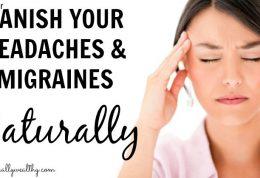 راه حل رفع سر درد در خانه