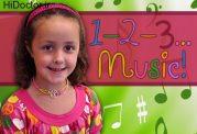 آشنایی با انواع موزیک تا سه سالگی