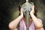 کودکان در برابر آلودگی هوا