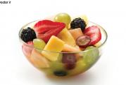 به این شیوه میوه بخورید