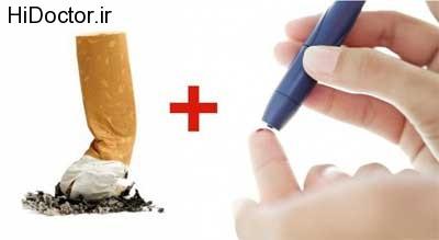 دخانیات و آسیب های آن به قندخون