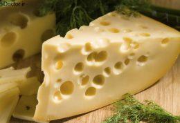 علت سوراخ داشتن برخی از پنیرها