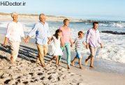 سفر خانوادگی و تاثیرات مثبت آن