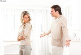 رفتارهای ناخودآگاهانه با همسر