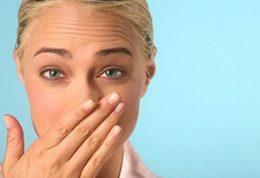 درمان و رفع بوی بدن