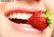 بلیچینگ دندان با این روش طبیعی