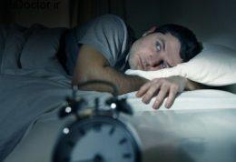 مزاج گرم یکی از عوامل کم خوابی ست