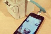 شارژر نمکی برای تلفن همراه