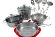 اطلاعاتی در مورد انواع ظرف ها برای پخت و پز