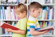 نقش مفید خواندن کتاب برای خردسالان