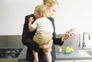 اهمیت حضور مادر در کنار کودک