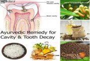 پوسیدگی دندان و درمان طبیعی آن در منزل