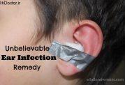 همه پیامدهای درمان عفونت گوش بدون تجویز پزشک