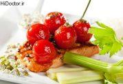 رژیم های نیمه گیاه خواری از بیماری قلبی پیشگیری می کند