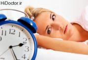 رابطه مستقیم بی خوابی با افزایش وزن