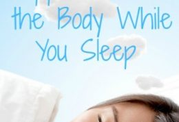 اتفاقات مهم در بدن در زمان خواب
