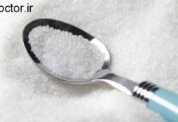 با مصرف بالای شکر خطر بیماری های قلبی عروقی افزایش می یابد