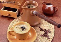 قهوه ترک را اینگونه درست کنید ( آموزش تصویری)
