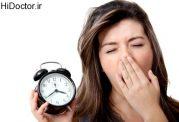 تاثیراختلالات خواب بر تمرکز افراد