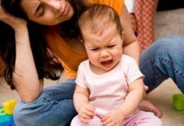 استرس و اضطراب نگهداری از فرزند نورسیده