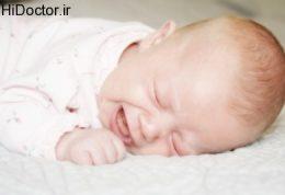 دل پیچه نوزادان