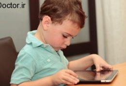 کمک به سخن گفتن کودکان اوتیسمی