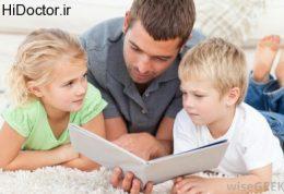 تاثیرات هوش والدین برای اطفال