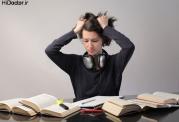 راه حل های مناسب برای استرس امتحان