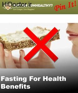 تاثیر روزه بر بهبود بیماری ها و تندرستی بدن