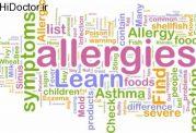 غذاهایی که سبب بوجود آمدن آلرژی می شوند
