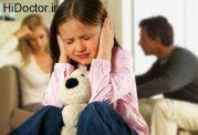 تشویش در خانواده و ایجاد نقص در سیستم ایمنی فرزندان