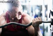 ۱۲ خطا در ورزش با وزنه که نباید انجام دهید