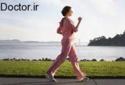 مهار سکته قلبی با پیاده روی